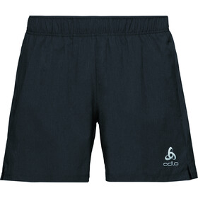 Odlo Zeroweight 2-i-1 shorts Herrer, black